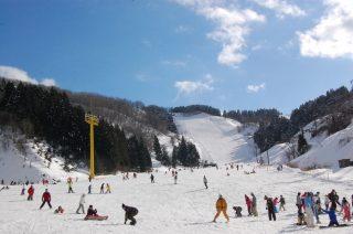 スキー場イメージ画
